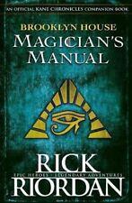 Brooklyn House Magician's MANUEL PAR RICK RIORDAN