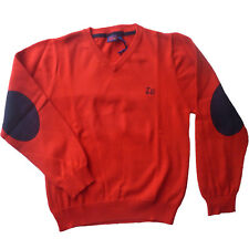 Jersey niño de Ridebike , rojo ,talla 12