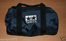 Tamiya 66957 S Overnight émetteur/sac, longue sangle (Bleu Marine & Noir), NEUF