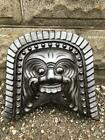 Onigawara Japanese Traditional Roof tile Antique crafts object interior Gray