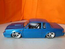 JADA 1987 Buick Grand National GNX 1:24 Diecast No Box