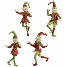 raz - Elf Christmas Decorations