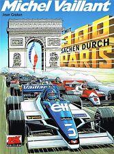Michel Vaillant 42 - Mit 300 Sachen durch Paris - deutsch - NEUWARE -