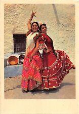 BR55024 Cueva de Los Amaya en el sacromonte Granada Folklore costume spain 8