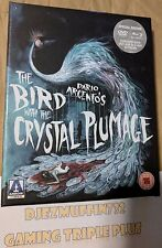 THE BIRD WITH THE CRYSTAL PLUMAGE SPECIAL EDITION BLU-RAY + DVD (REGION B)