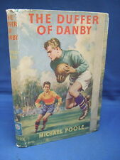 The Duffer of Danby by Michael Poole HB DJ 1953