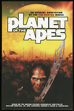 Planet of the Apes Tim Burton Movie Adaptation Trade Paperback TPB GN Bag Board