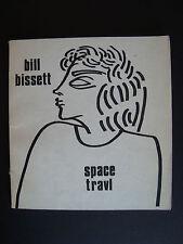 bill bissett   space travl   Air 22-24    1974   Concrete poetry