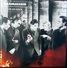 CD / RAMMSTEIN / LIVE AUS BERLIN / RARITÄT /