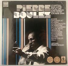 Boulez: Le Marteau Sans Maitre/Hammer Without A Master/René Char/Harmonia Mundi