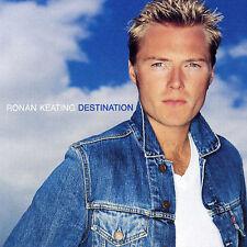 RONAN KEATING - DESTINATION (NEW CD)