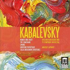 Kabalevsky, New Music