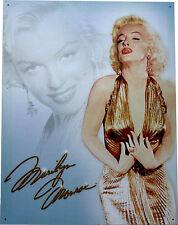 Marilyn Monroe Hollywood PinUp Poster Kino Film Diva Deko Bild Schild *014.