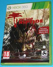 Dead Island Riptide - Microsoft XBOX 360 - PAL