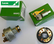 Lucas 35288 Heavy Duty Ignition Switch 128SA, Land Rover Defender 3, Lister etc