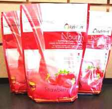 Lose Weight with a Strawberry Nourish Nutritional Protein Shake. 22 Servings