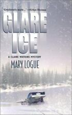 Glare Ice (Worldwide Library Mysteries) by Logue, Mary