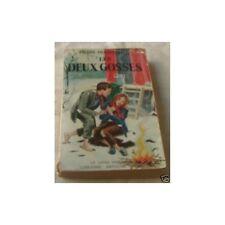 LES DEUX GOSSES/Pierre DECOURCELLE livre populaire 1953