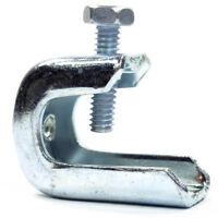 "1/4"" Beam Clamp Zinc Plated Steel THOMAS & BETTS BC1-TB"