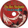 3 Books on CD, The Boy Mechanic Collection, Things for Boys to Do, How to