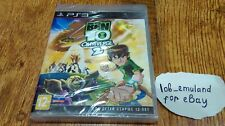 Ben 10 Omniverse 2 for Sony PS3 *FACTORY SEALED* PAL