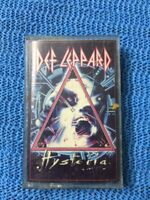 Def Leppard - Hysteria 1987 Audio Cassette Tape - Used / Good!!