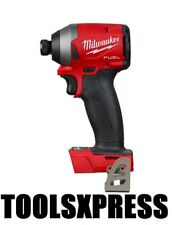 "Milwaukee M18FID2 18V Li-ion Cordless Fuel GEN 3 1/4"" Impact Driver - Tool Only"