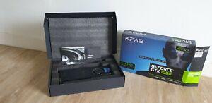 KFA2 NVIDIA GeForce GTX 1080 8 Go GDDR5X Carte Graphique