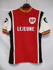 Maillot cycliste LEJEUNE BP Tour de France 1976 jersey trikot vintage shirt 3 M