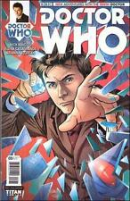 DOCTOR WHO #3 C 1:10 variant BBC new adventures tenth 10th doc 1st print TITAN