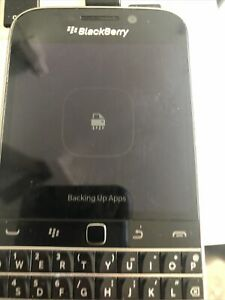 BlackBerry Classic Q20 - 16GB - Black (Verizon) Smartphone SQC100-3 Unlocked