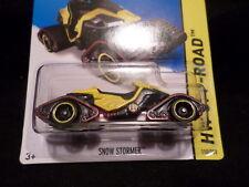Hw Hot Wheels 2015 Hw Off-Road #110/250 Snow Stormer Hotwheels Yellow Vhtf