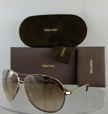 Brand New Authentic Tom Ford Sunglasses FT TF35 772 Charles 62mm Frame TF0035