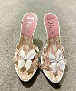 Christian Dior Vintage Sandals