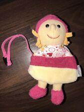 Sterntaler Kinderwagen Stoffbuch Buggybuch Plüsch Helene Herz Pink Mädchen Rosa