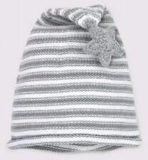 Cloud Island Infant Boy Girl Knit Beanie Hat Gray Stripe 0-6 Months ( 416dd1826d61