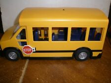 2011 Playmobil School Bus #5940 with Lights