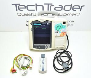 Philips HeartStart MRx M3535A AED Monitor With Pacer Option