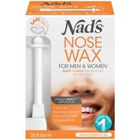 Nads Nose Wax 12G Quick and Easy Hair Removal of Nose Hair