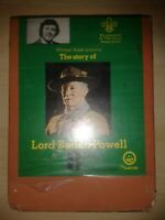 Vintage 8 Track Stereo Cartridge MICHAEL ASPEL - The Story of Lord Baden-Powell