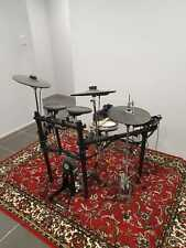Yamaha DTX532K Electronic Drum Kit w/TAMA Kick Pedal, KNS Headphones & More