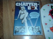 CHATTERBOX DVD-R BEAUTIFUL Candice Rialson has talking box sexy comedy global