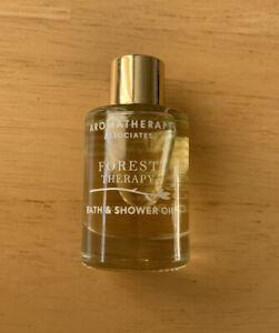 Aromatherapy Associates Forest Bathing Bath & Shower Oil 9ml