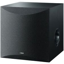 "Yamaha Black 10"" Powered Subwoofer"