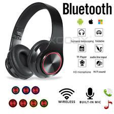 Auriculares Inalámbricos Estéreo Bluetooth Auriculares Sobre las Orejas Plegable de cancelación de ruido