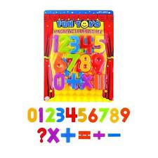 Magnetic Numbers Children's Kids Math's Learning Magnets