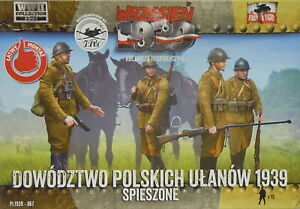 Polish Heavy Lancers, September 1939, First to fight , New