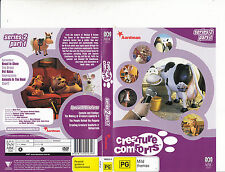 Creature Comforts-1989-TV Series UK-[70 Minutes-Series 2:Part 1]-DVD