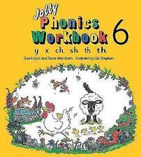 Jolly Phonics Workbook: y, x, ch, sh, th, Susan M. Lloyd, Sara Wernham | Paperba