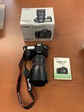 Canon EOS 5D Mark II 21.1 MP Digital SLR Camera - Black w/ 24-70 f2.8 Lens